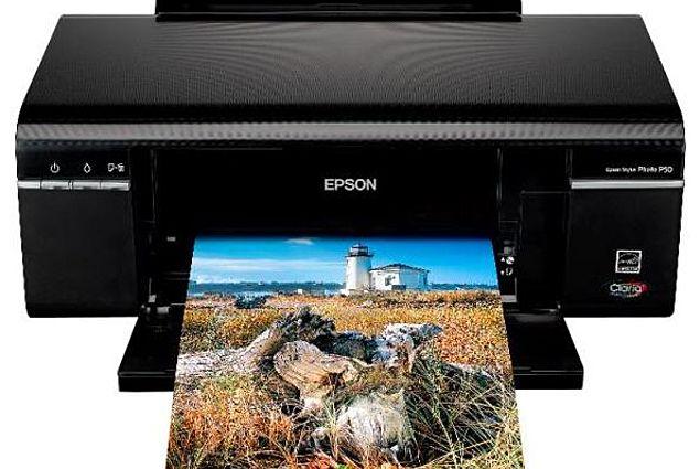 Printer Epson Stylus Photo P50 Komente