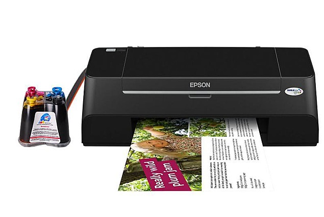Epson Stylus T27 Printer Reviews