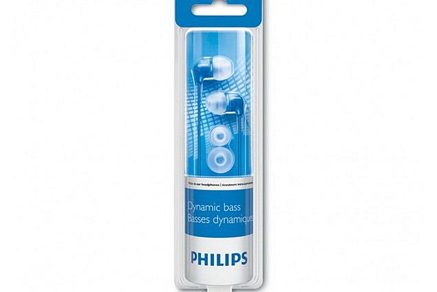 หูฟัง Philips SHE3590 การตรวจทาน