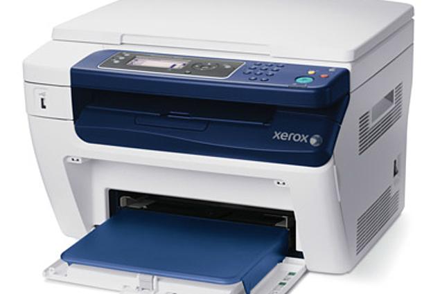 多功能装置的Xerox工作中心3045B 评论