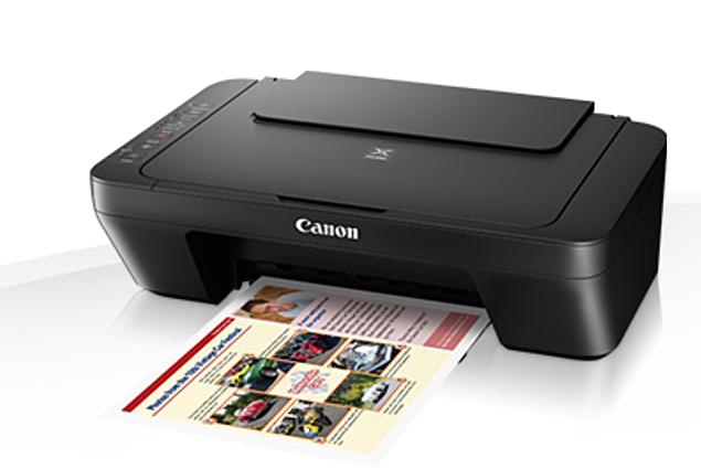 MFP Canon Pixma MG3040 การตรวจทาน