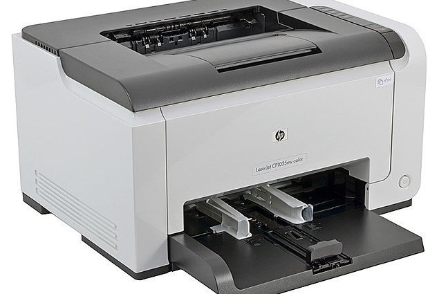 L'imprimante HP laserjet cp1025 color Commentaires