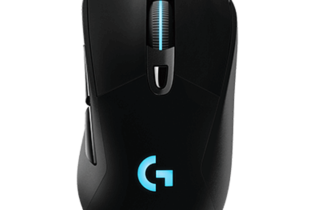 Logitech G403 Prodigy Mouse Komputer Ulasan