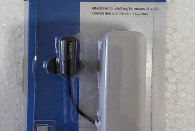 Microfono clip di SVEN MK-170  Recensioni
