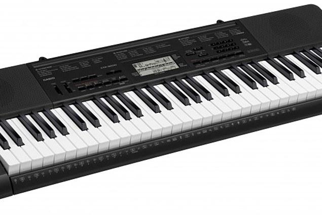 Musek-Synthesizer Casio CTK-3200 Stëmmen