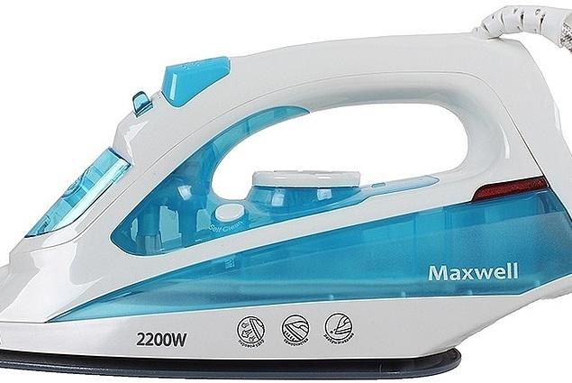 Iron MAXWELL MW-3055 B Reviews