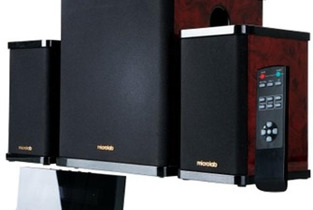 Akustické reproduktory Microlab H200 חוות דעת