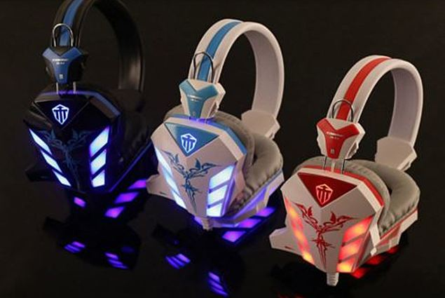 Slušalice Cosonic CD-618 LED Light Gaming Headphone Earphone Komentari