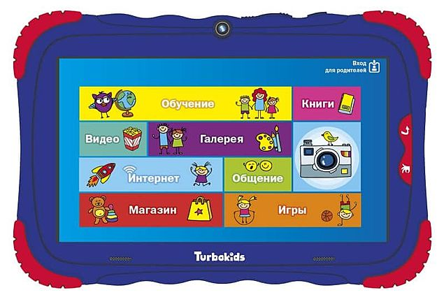 Em máy tính bảng TurboKids S5 Đánh giá