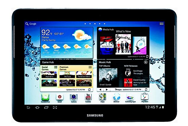 Tablet Samsung Galaxy Tab 2 10.1 P5100 16Gb Komentarze