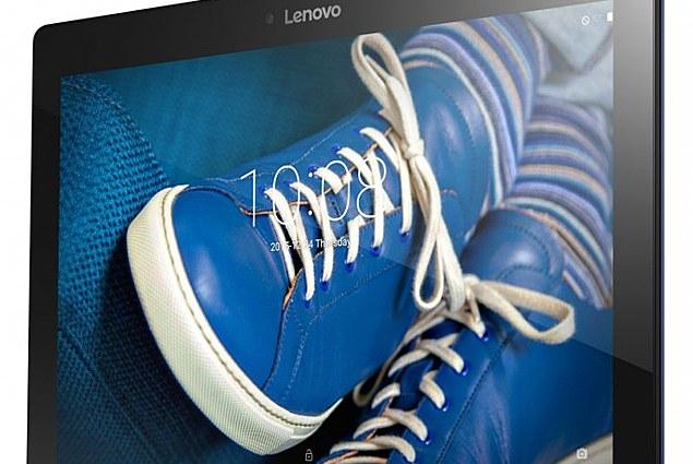 """الجهاز اللوحي Lenovo Tab 2 A10-30 16GB 3G LTE 10.1"""" استعراض"""