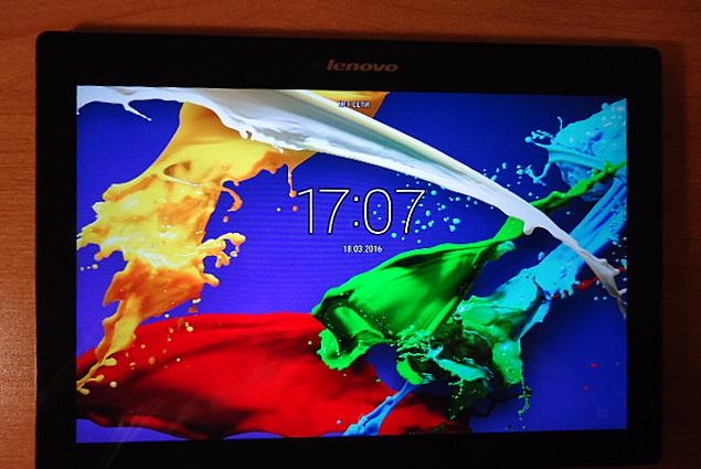 Lenovo TAB 2A10-70L Tablet استعراض