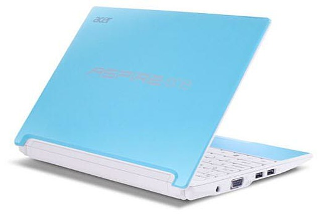 Netbook Acer aspire one happy Reviews