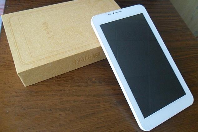 Tablet Cube U51GT Talk 7 Recenze