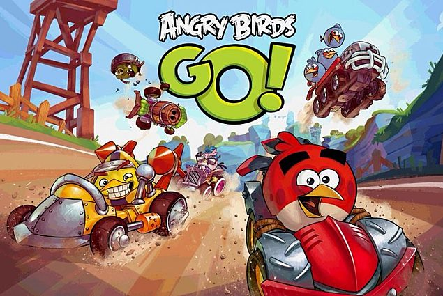 Angry Birds Go  Comments