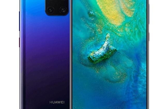 Mobile phone Huawei Mate 20 评论