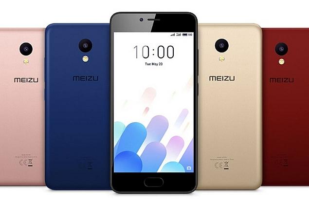 携帯電話Meizu M5c レビュー