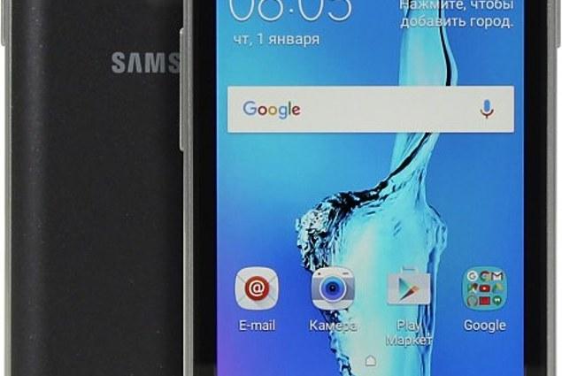 Ponsel Samsung Galaxy J1 mini duos Ulasan