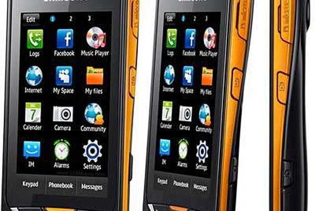 Samsung S5620 მონტე მიმოხილვა