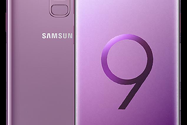 移动电话Galaxy S9//SM-G960F//64GB 评论