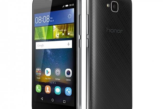 Smartphone Kehormatan 4C PRO Ulasan