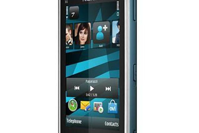 Nokia X6 8GB Reviews