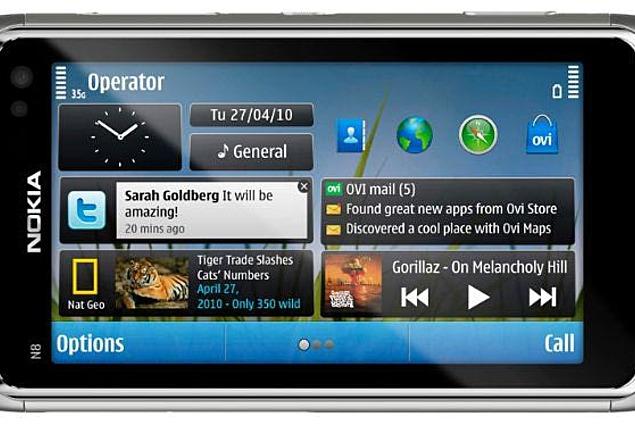 Nokia N8 Comentários