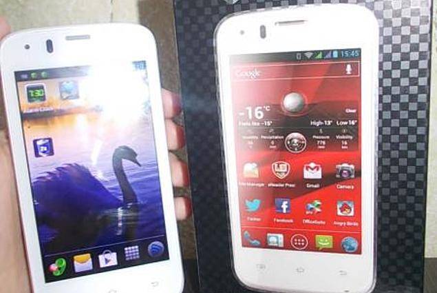 Prestigio MultiPhone 4055 Duo Anmeldelser