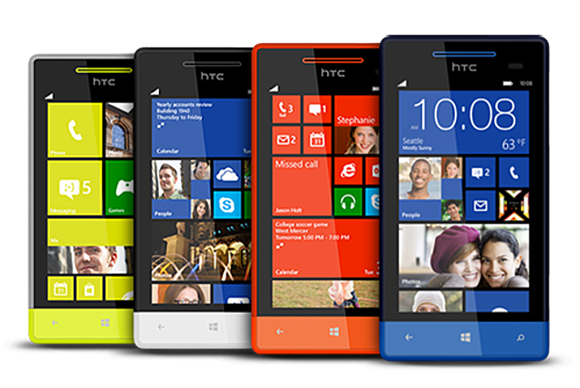 HTC Windows Phone 8S Comentarios