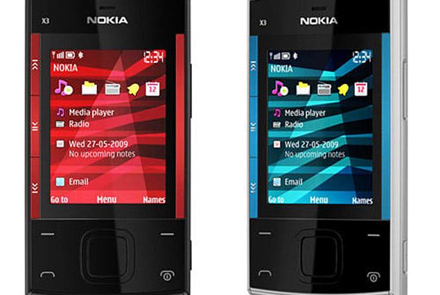 Nokia X3 Atsauksmes