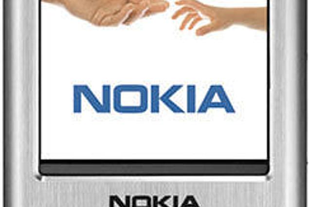 Nokia6500スライド レビュー