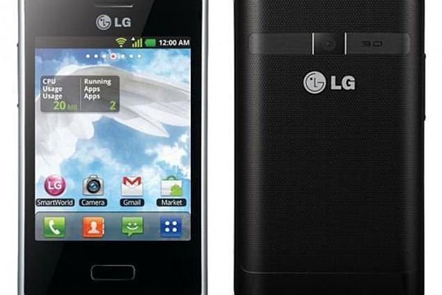 LG Optimus L3 E400 Anmeldelser
