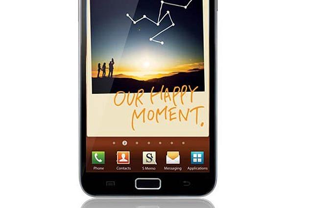 Samsung Галакси Забелешка  Коментарите