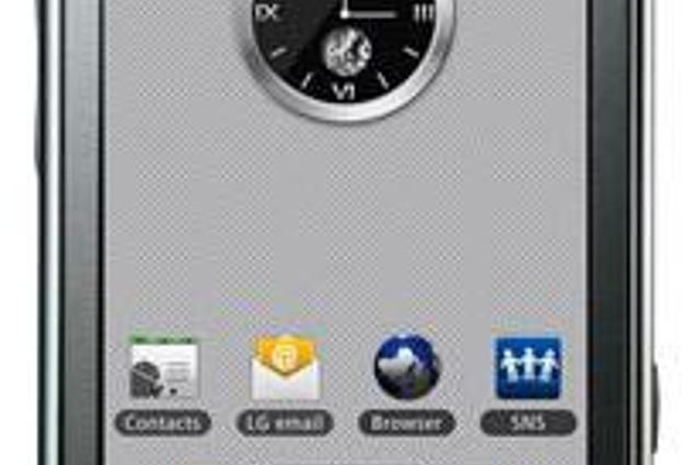 LG GT540 Optimus Recensioni