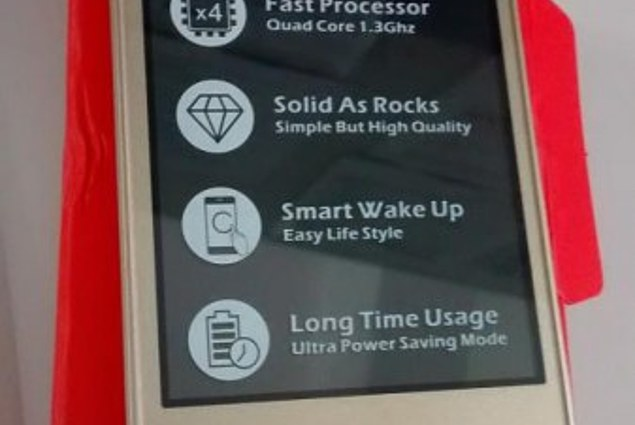 טלפון נייד Leagoo Z1 חוות דעת