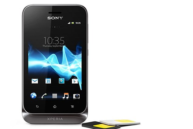 Sony Xperia tipo ডুয়েল রিভিউ