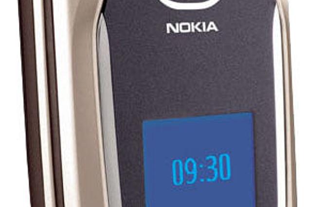 Nokia2760 レビュー