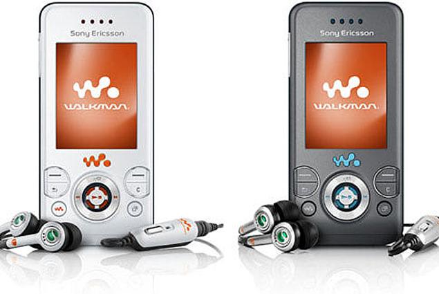Sony Ericsson W580i მიმოხილვა