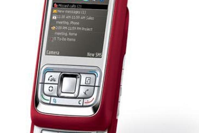 Nokia E 65 レビュー