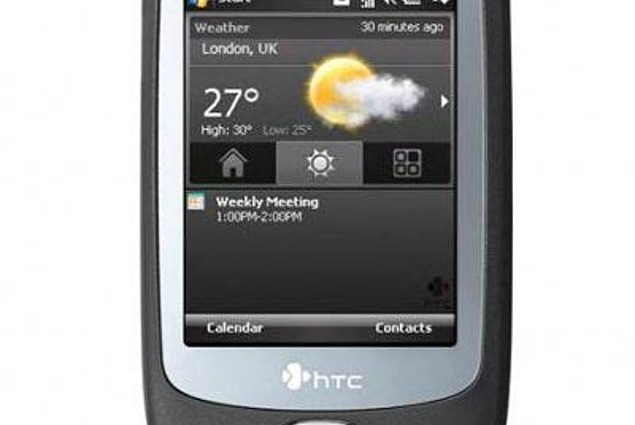 HTC P3450 Touch Commentaires