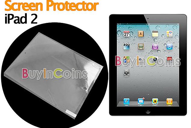 Buyincoins 5 X LCD Screen Protector Stráže Film pre iPad 2 Gen 2. Recenzie