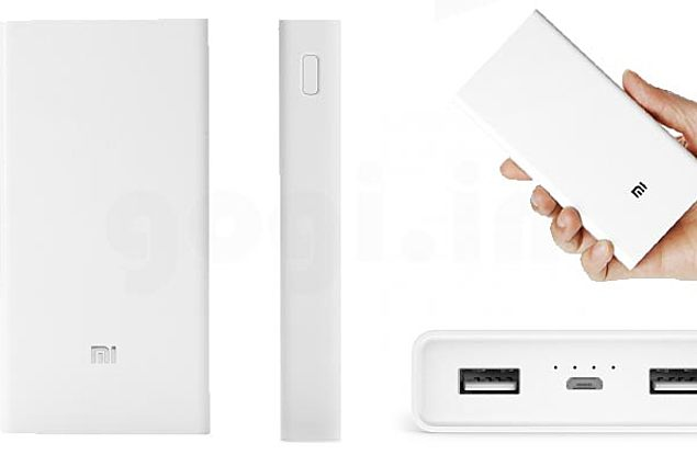 Baterai eksternal Bank Daya Xiaomi (20000 mAh) Ulasan