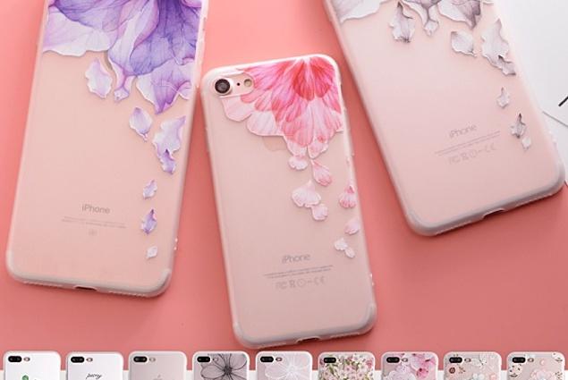 Étui pour téléphone Aliexpress SoCouple Relief TPU case For iphone 7 8 7/8 plus 5 5s SE Case Ultra-thin Frottent Silicone Phone Cases For iphone 6 6S Plus X Commentaires