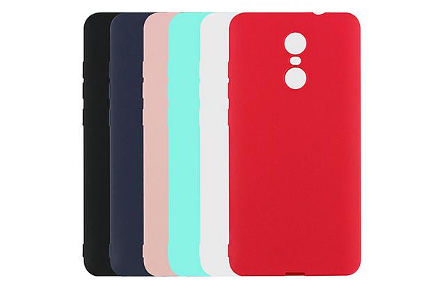 Älypuhelinpuskuri Aliexpressin erittäin ohuille mattapuhelinkoteloille: Xiaomi Redmi Note 3 Pro Se -erikoispainos 3 4 Global Versio Soft TPU Comfort -takakansi Arviot