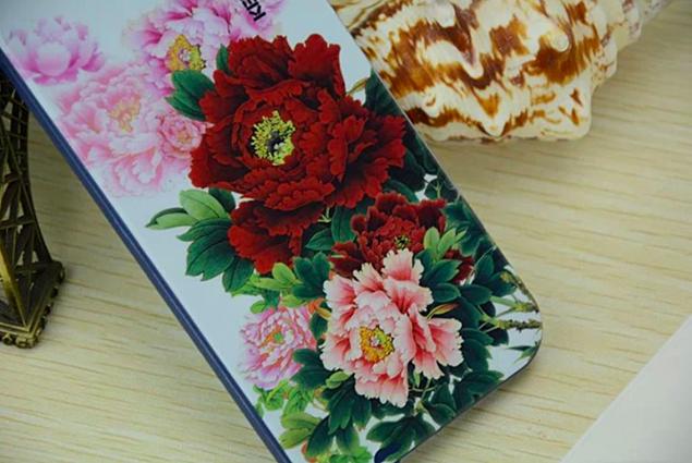 Mobīlā telefona maciņš Aliexpress Beautiful TPU Soft KENZOE Cover Case For iphone6 Atsauksmes