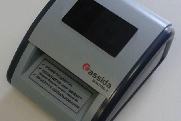 Automaatne rahatähtedetektor Cassida Quattro Z Arvustused