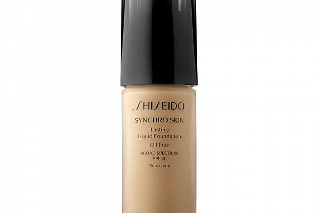 Che Shiseido Da Đồng Bộ Lâu Dài Lỏng Quỹ Đánh giá