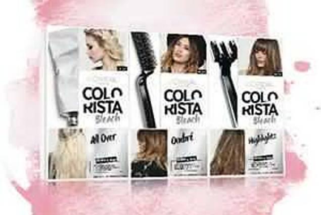 Tintura de cabelo L'Oreal Colorista Bleach Comentários