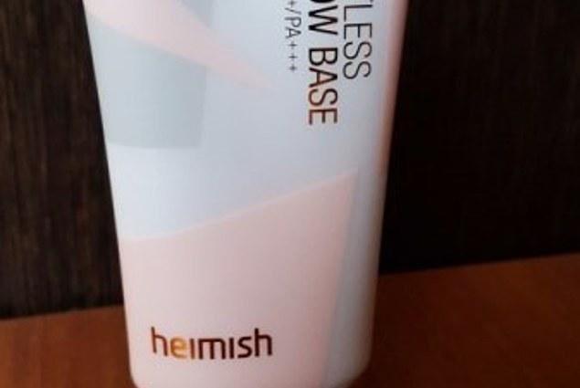 Andmebaas meigi Heimish Artless Glow base spf50+++ Arvustused