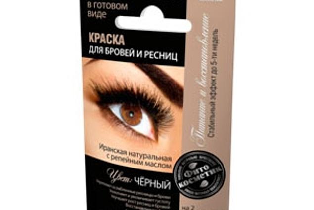 画眉毛和睫毛Phytocosmetic淇淋-指甲准备好 评论